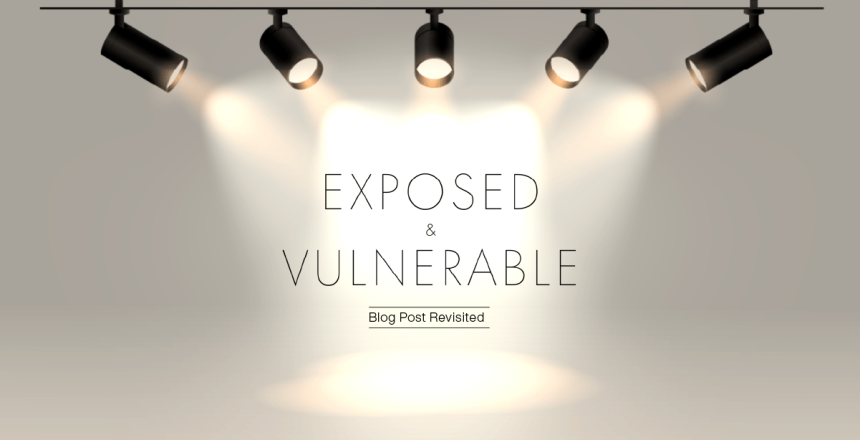 SEL - Exposed and Vulnerable
